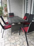 Tavolin per verand