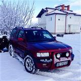 Xhip opell frontera 4x4 2.2 turbo