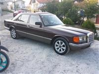 Mercedes 280 -82 ofer specjale
