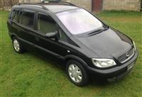 Opel Zafira Diesel 2.0 , 2001