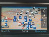 Audi Navigacion