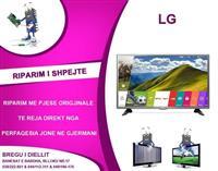 RIPARIM I TV LG LCD & LED dhe Pllazma