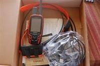 Garmin astro 320, Alpha 100 GPS handheld me DC40,
