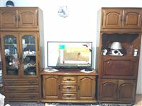 Rregalla dhe komod per tv