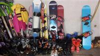 Ski dhe snowboard