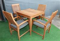 Tavoline me karriga - prej druri