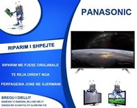 RIPARIM I TV PANASONIC LCD & LED dhe Pllazma