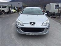Shes Peugeot 407 2.0 hdi