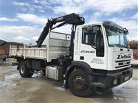 Kamion. Iveco 18-240