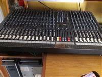 mikser audio