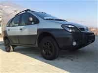 Renault Scenic Rx4 (4x4) 1 vit regjistrim