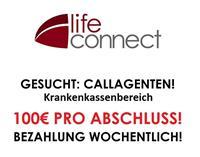 CALL AGENT AUF PROVISON, 100€ PRO ABSCHLUSS
