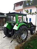 Shes traktorin Deutze Fahr 6207 4X4