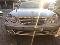 Mercedes c 220 cdi automatic