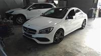 Mercedes CLA 1.8 / 2018
