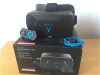 Syze Virtuale VR 3D + Kufje + Kontroller