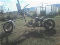 chopper spider 110cc 4shpejtsi ndrrroj me gjithqka