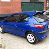 Shes peugeot 206 2.0 hdi