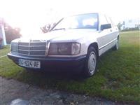 Shitet ose nrrohet Mercedes benz 190