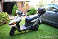 Skuter 125cc Yamaha