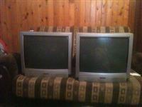 20.00 € per 2 TV ne gjendje te mire pune