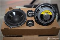 Audio paisje per renault komplet