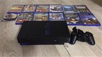Sony Playstation 2 (+20 CD)