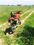 kros honda 250cc