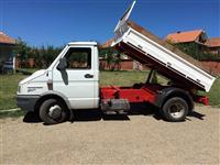 Iveco 2.8 turbo disel-interkuler