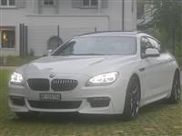 Ne Shitje BMW 640 Dizell 4X4