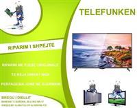 RIPARIM I TV TELEFUNKEN LCD & LED dhe Pllazma
