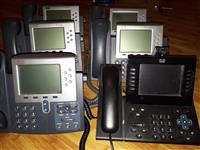 Cisco voip phone 6 cope 100 Euro