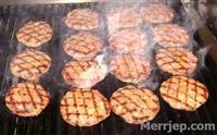 Mish i terur dhe produkte te mishit (pleskavica,.)