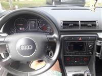 Vw Audi A4 .1.9 TDI- (DI-e kuqe)
