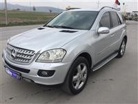 Mercedes ML 320 sport edition
