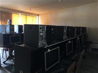 35 Kompjuter per lojra