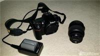 Nikon d80 18:55mm