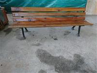 Karrige per oborr/park