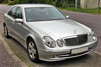 SHITET MERCEDES BENZ E-320 AVANGARD FULL