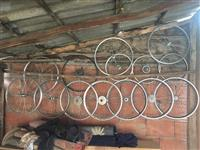 Bandashat  dhe Goma per bicikleta