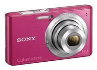 Sony Cyber-shot DSC-W610 14.1 MP Digital