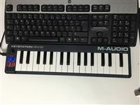 Shes Midin M-Audio keystation mini32