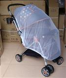 Stroller Mosquito Insect Net Safe Mesh Pushchair