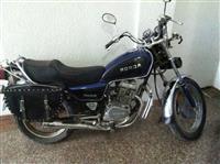 Honda CM 125 C me targa RKS