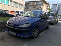 Peugeot 206 1.6 Benzin (Me klime)