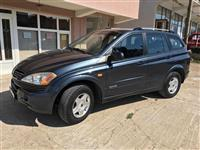 Shes Ssangyong Kyron 2.0 XDI 4x4 Motorr Mercedes