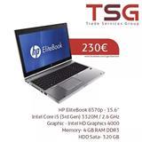 Shitet Laptop HP Elitebook 8570p i5 gen3 230 euro