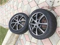 Fellne për Ford Pezhov Opel 4 vrima  195/45 R15