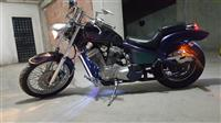 Honda Shadow All edited/ Costum bike chopper