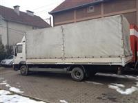 Kamioni i sapo ardhur nga Gjermania